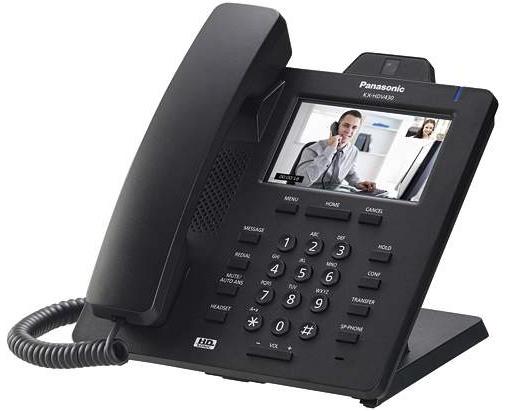 PanasonicпредставитнароссийскомрынкесвойпервыйSIP-телефонсвидеосвязью