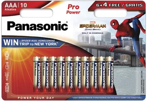 Panasonicвыпустиллимитированнуюсериюэлементовпитанияпомотивамфильма«Человек-паук:Возвращениедомой»